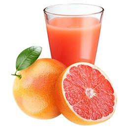 Сок свежевыжатый грейпфрутовый